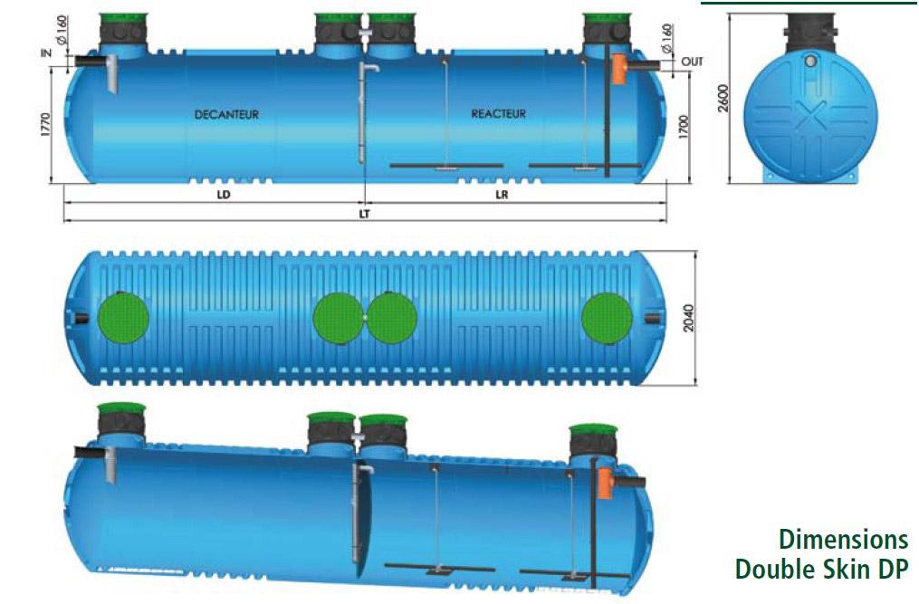 Wasserspeichersystem